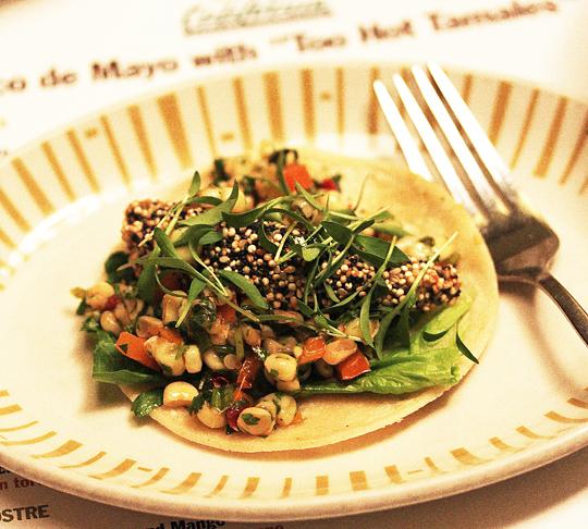 Post image for Crispy California Avocado Taco for Cinco de Mayo