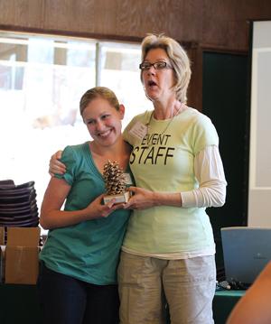 Golden Pine Cone Award