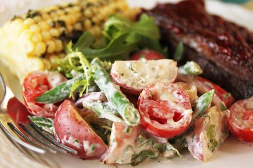 Potato Salad-BBQ 2