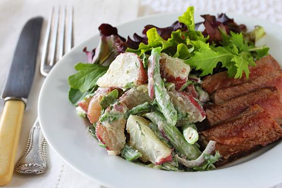 Potato Salad  - Steak