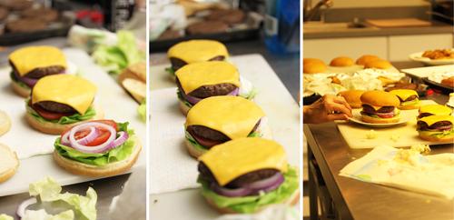 17 Kitchen Burgers