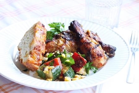 Alabama BBQ Chicken 1