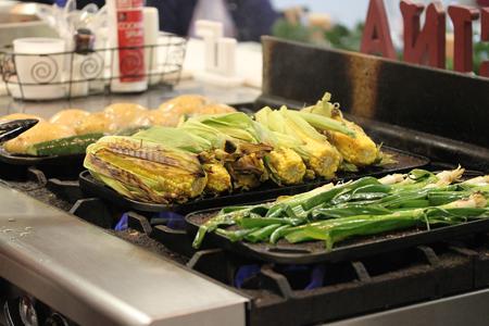 California Grilled Vege Picnic Salad 1