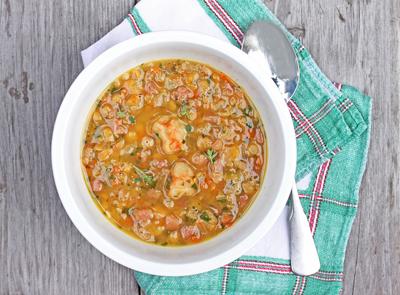 Yellow Split Pea Soup 2