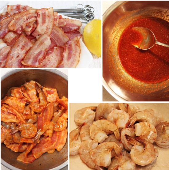 Shrimp Matrix
