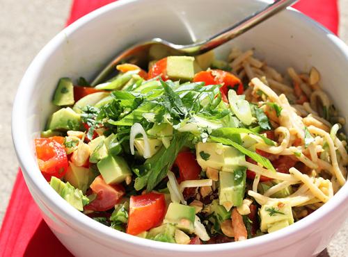 Soba Noodle Salad 2