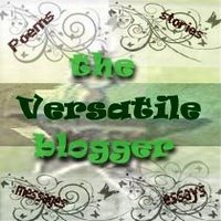 Post image for Versatile Blogger Award!