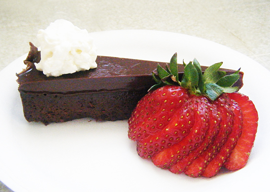 Post image for La Bete Noir Flourless Chocolate Cake and a Guest Post by Felipe