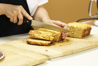 Apple and Cheddar Bread 2