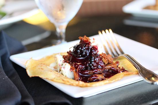 Baleen 6 - Duck Carnitas with Chipotle Blackberry Sauce