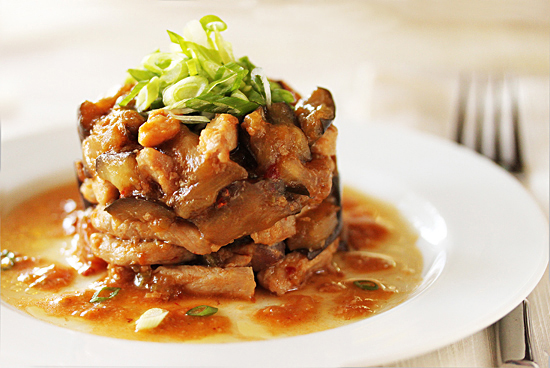 Post image for Chinese Pork and Eggplant Chow