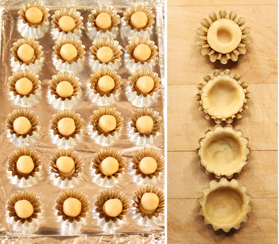 Mini Tart Shells 5
