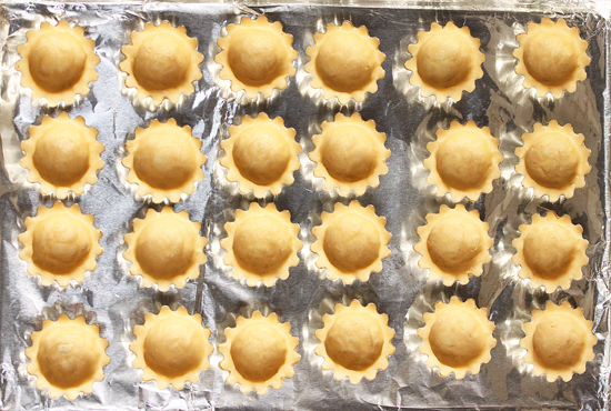 Mini Tart Shells 8