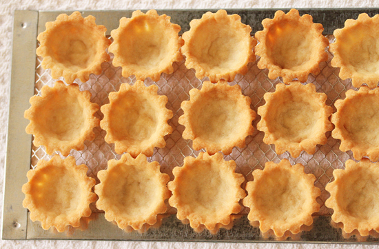 Mini Tart Shells 9