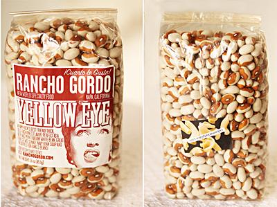 Rancho Gordo Beans 1