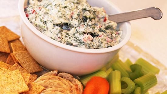 Post image for The Best Spinach Dip Recipe on the Planet