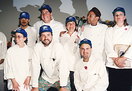 UCLA Catering Class Photo