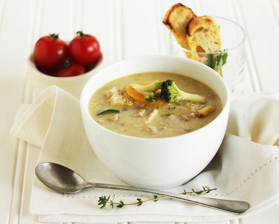 Post image for Leftover Oddments Soup