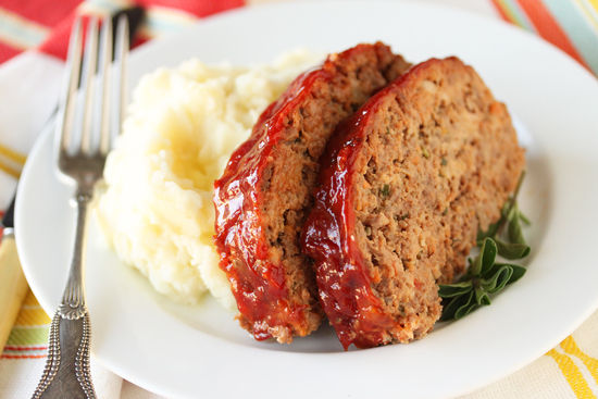 Mirepoix Meatloaf Recipe ~ Simple & Easy