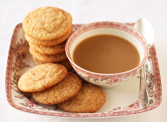 Snickerdoodle Cookies 2