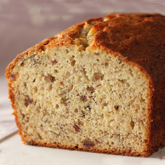 Post image for Banana Date Nut Bread ~ Perfect Comfort Food