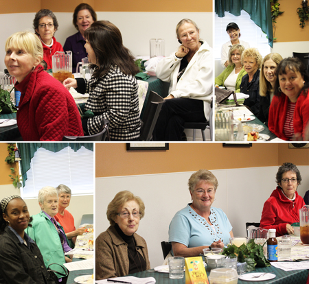 Ladies Who Lunch at Grace-Marie's Kitchen