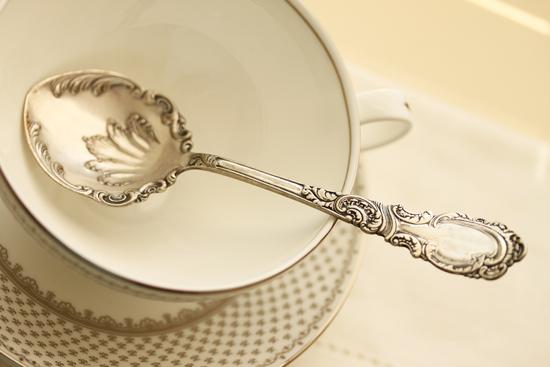 Grandma's Silver Spoon