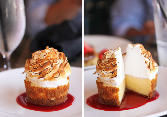 Post image for BALEEN at The Portofino Hotel for Breakfast, Lunch, Oh My and Lemon Meringue Pie