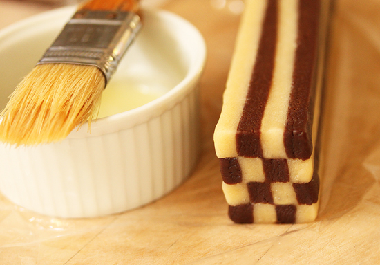 Checkerboard Cookies 3