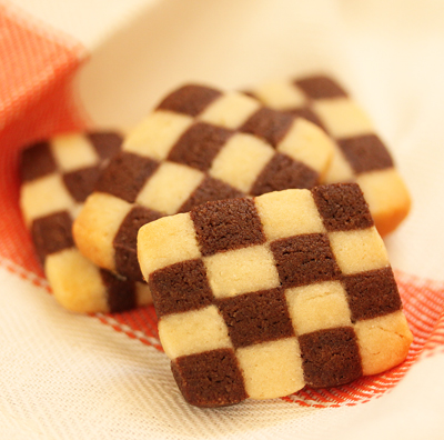 Checkerboard Cookies 7