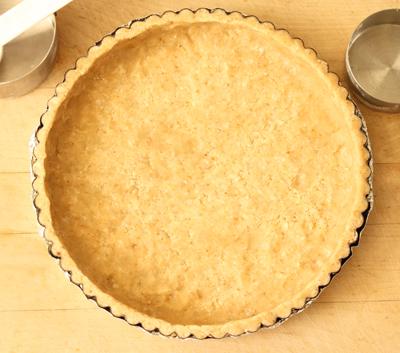 Plum Kuchen Crust 3