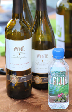 Wente Vineyards and Fuji Water 13