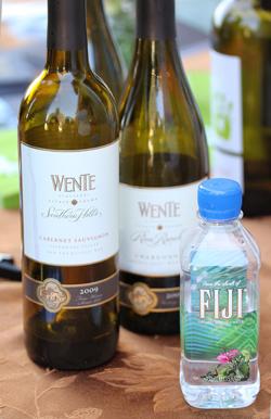 Wente Vineyards and Fuji Water 13