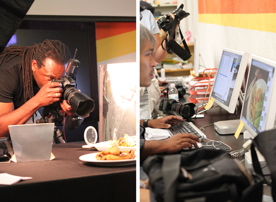 Kirk McKoy and the Photo Submission Station