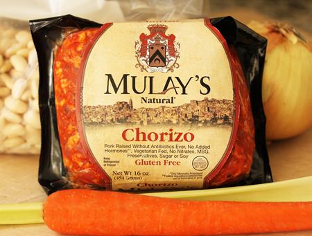 Chorizo White Bean Soup 3