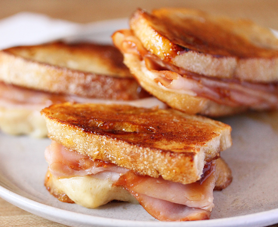 Post image for The Ultimate Grilled Cheese Sandwich