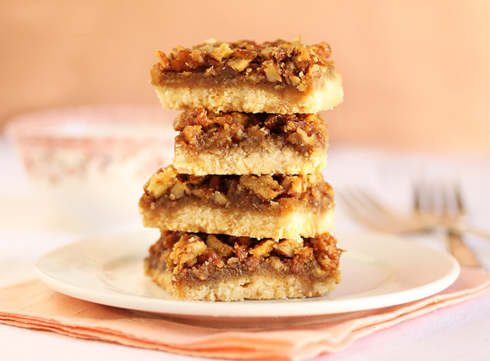 Post image for Maple Pecan Pie Bar Cookies