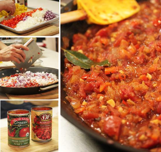 Paella with Chicken and Chorizo 1