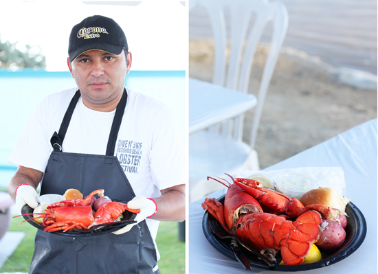 Redondo Beach Lobster Festival 1