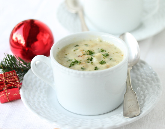Clam Chowder 4