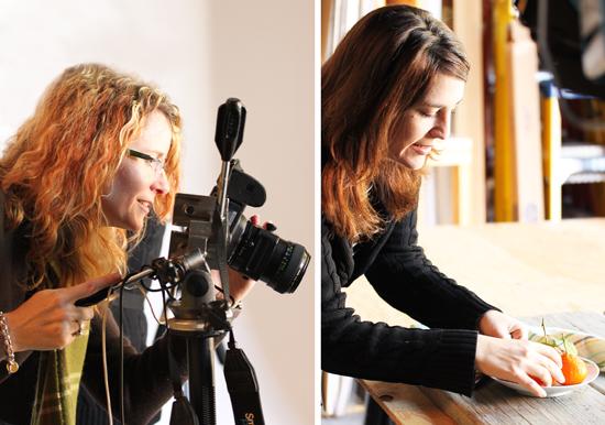 Christina Peters and Amy Paliwoda