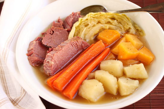 Corn Beef and Cabbage 3