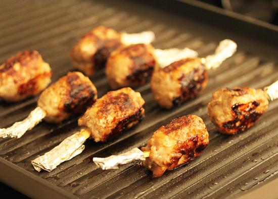 Lamb & Shrimp Kabobs with Red Harrisa 2