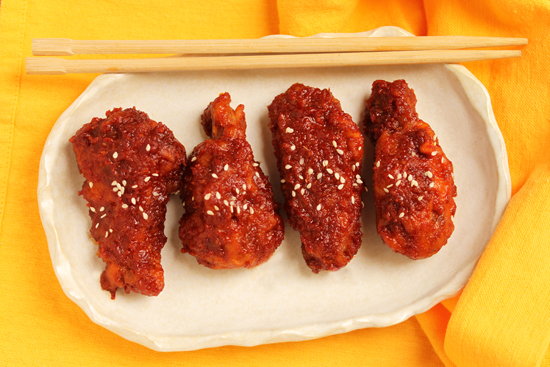 Korean Chix Wings 2