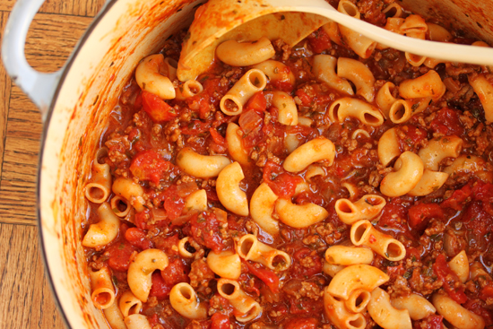 Post image for My Mom's Goulash