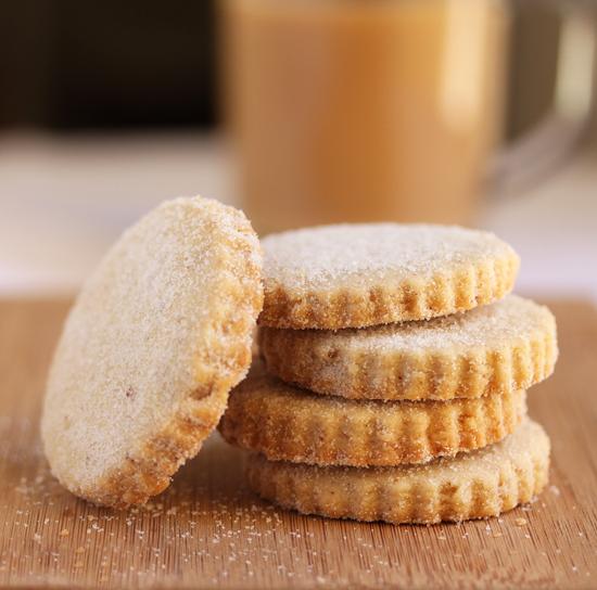 Post image for Pecan Sandie Cookies