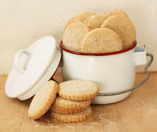 Pecan Sandie Cookies 2