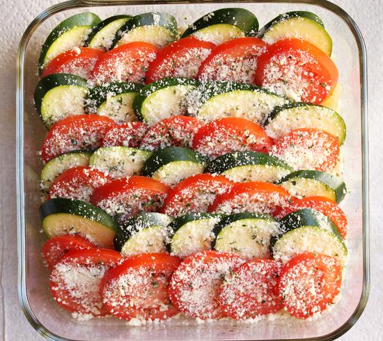 Tomato & Zucchini Tian 2