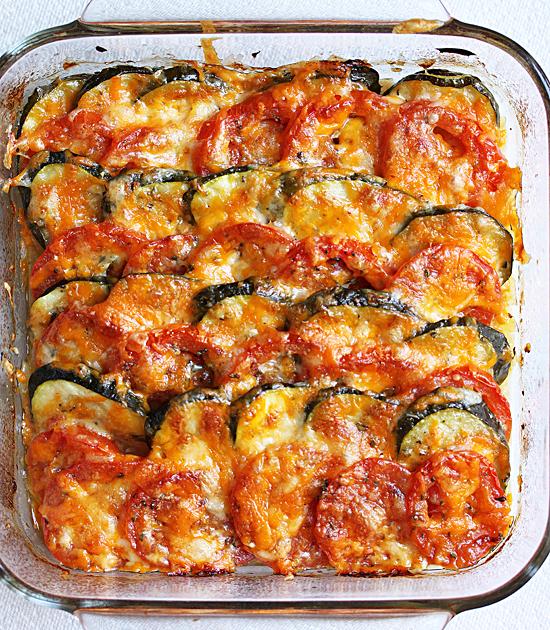 Tomato & Zucchini Tian 4