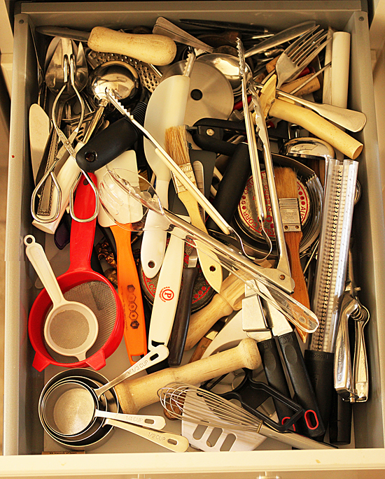 Post image for My Kitchen Tool Drawers